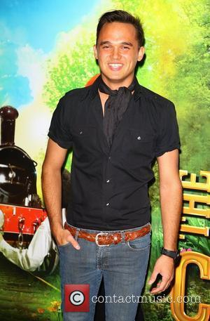 Gareth Gates arriving at the opening night of 'The Railway Children', The Waterloo Station Theatre  London, England – 28.06.11