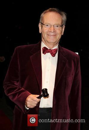 Lord Jeffrey Archer arrives at the Rainbow Trust's Silver Jubilee Ball, The Savoy Hotel. London, England - 13.10.11