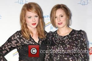 Laura Carmichael and Zoe Boyle