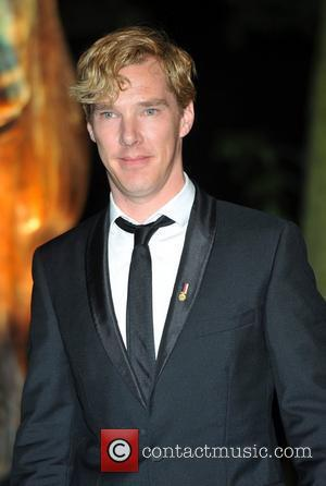 Benedict Cumberbatch Raisa Gorbachev Foundation - party held at the Hampton Court Palace - Arrivals.  London, England - 22.09.11