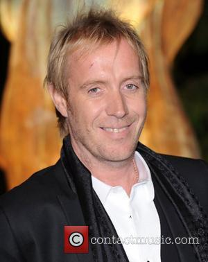 Rhys Ifans Raisa Gorbachev Foundation - party held at the Hampton Court Palace - Arrivals.  London, England - 22.09.11
