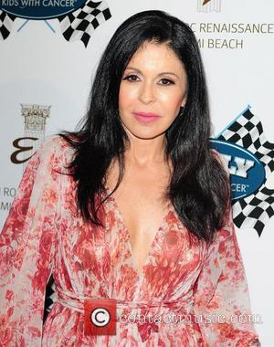 Maria Conchita Alonso The Rally for Kids with Cancer Scavenger Cup - Start Your Engines Brunch at Eden Roc Renaissance...
