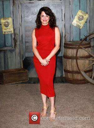 Alanna Ubach  Los Angeles premiere of Rango held at The Regency Village Theatre Westwood, California - 14.02.11