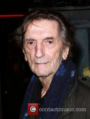 Harry Dean Stanton and Tim Westwood