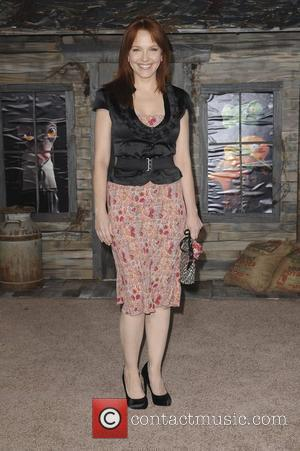 Amy Yasbeck  Los Angeles premiere of Rango held at The Regency Village Theatre Westwood, California - 14.02.11