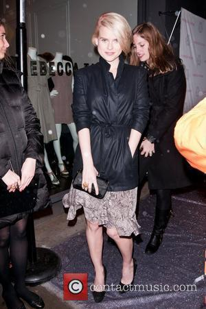 Alice Eve  Rebecca Taylor Store Opening Party - Arrivals  New York City, USA - 23.03.2011