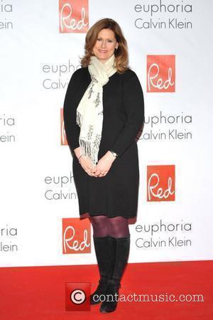 Sarah Brown Red's Hot Women Awards in association with euphoria Calvin Klein held at the St. Pancras Renaissance Hotel -...