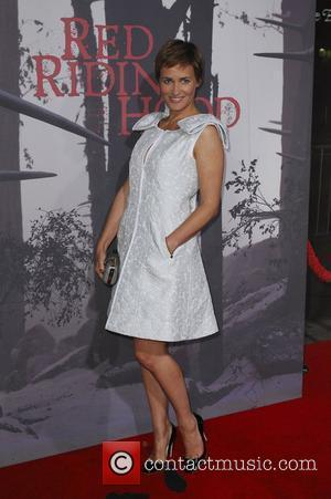 Judith Godreche  Los Angeles Premiere of Warner Bros. Pictures Red Riding Hood held at the Grauman's Chinese Theatre Hollywood,...