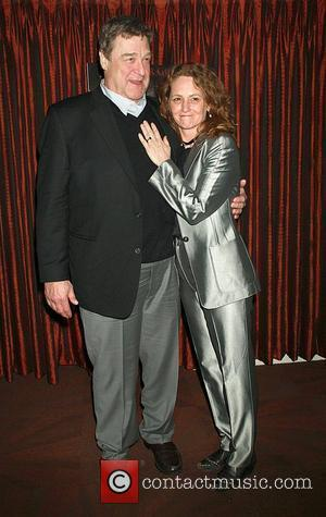 John Goodman and Melissa Leo