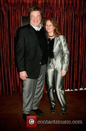 John Goodman and Melissa Leo