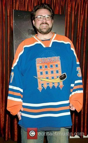 Director Kevin Smith The New York premiere of 'Red State' at Radio City Music Hall - Arrivals New York City,...