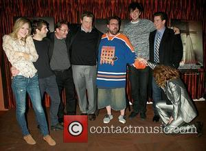 Michael Angarano, John Goodman, Kevin Smith, Melissa Leo, Nicholas Braun and Stephen Root