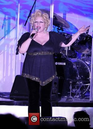 Bette Midler and Las Vegas