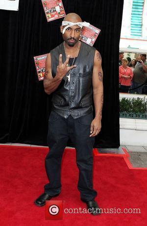 Las Vegas, Tupac Shakur