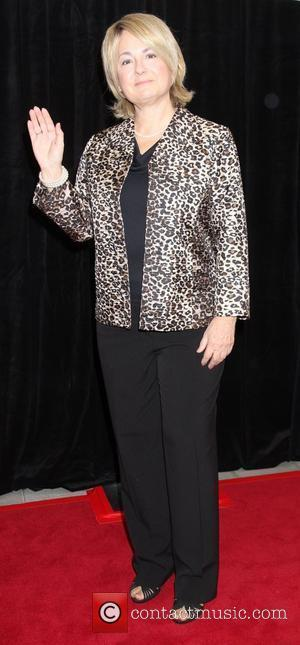 Sharon Holmes as MARTHA STEWART THE REEL AWARDS - A Star-Studded Show Featuring Award-Winning Impersonators held at Golden Nugget Hotel...