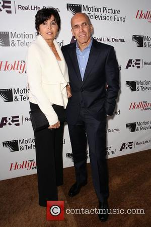 Marilyn Katzenberg, Jeffrey Katzenberg Reel Stories, Real Lives Celebrates the Motion Picture & Television Fund's 90 Years of Service Hollywood,...