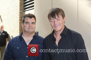 3 Doors Down Celebrities outside ABC studios for 'Live With Regis and Kelly' New York City, USA - 28.07.11