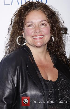 Aida Turturro  A variety of stars attended the Opening night of play, originally written by British playwright Alan Ayckbourn...