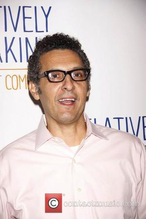 John Turturro Meet and greet with the cast of the Broadway production of 'Relatively Speaking' held at Sardi's restaurant. New...