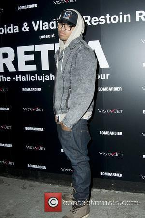 Chris Brown  Retna 'The Halleluiah World Tour' art exhibition - Arrivals New York City, USA - 10.02.11