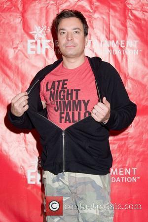 Jimmy Fallon 14th Annual Revlon Walk/Run for Women event, held in Times Square New York City, USA - 30.04.11