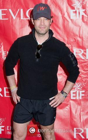 Nate Berkus 14th Annual Revlon Walk/Run for Women event, held in Times Square New York City, USA - 30.04.11