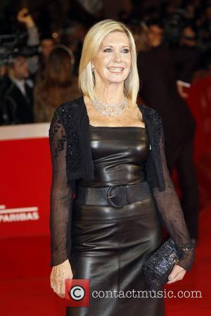 Olivia Newton John 6th International Rome Film Festival - 'A Few Best Men' - Premiere  Rome, Italy - 28.10.11