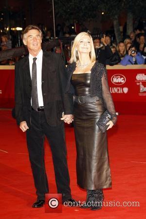 Olivia Newton John and her husband Amazon John Easterling 6th International Rome Film Festival - 'A Few Best Men' -...