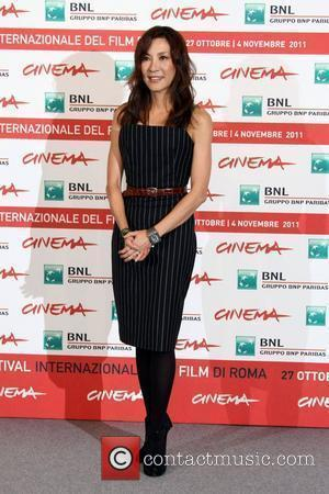 Actress Michelle Yeoh  6th International Rome Film Festival - 'The Lady' - Photocall Rome, Italy - 27.10.11