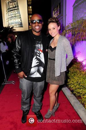 Rico Love and Lia Ames  Rick Ross and Stevie J's birthday party at Club Play Miami Beach, Florida -...