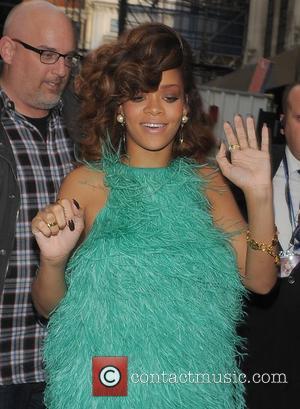 Rihanna and Fraser