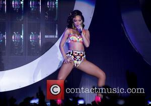 Rihanna and Echo Arena Liverpool