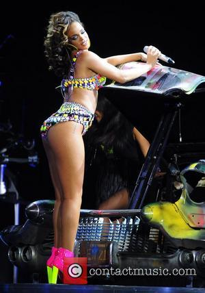 Rihanna and O2 Arena