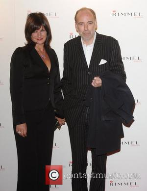 Mick Jones and guest Rimmel London party held at Battersea Power Station London, England - 15.09.11