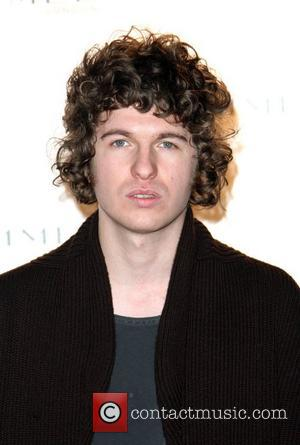 Luke Pritchard of The Kooks Rimmel London party held at Battersea Power Station London, England - 15.09.11