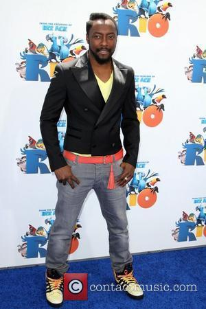 Will.I.am of The Black Eyed Peas Los Angeles premiere of 'Rio' held at The Grauman Chinese Theatre - Arrivals Hollywood,...