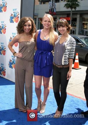 Savannah Jayde, Kelli Goss and Denyse Tontz Los Angeles Premiere of 'Rio' held at the Grauman's Chinese Theatre Los Angeles,...