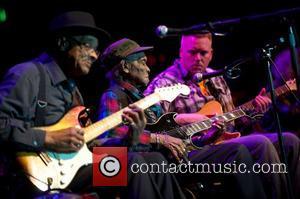 Blues Guitar Great Hubert Sumlin Dead At 80
