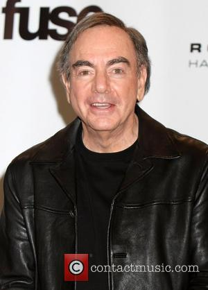 Neil Diamond 26th Annual Rock And Roll Hall Of Fame Induction Ceremony at the Waldorf Astoria Hotel - Press Room...