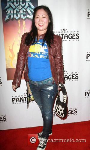 Margaret Cho Broadway sensation 'Rock Of Ages' celebrates its Los Angeles homecoming at The Pantages Theatre Los Angeles, California -...