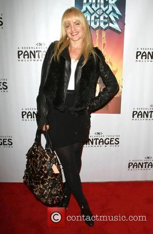 Mena Suvari Broadway sensation 'Rock Of Ages' celebrates its Los Angeles homecoming at The Pantages Theatre Los Angeles, California -...