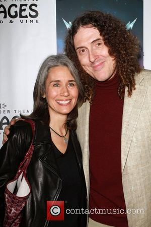 Weird Al Yankovic Broadway sensation 'Rock Of Ages' celebrates its Los Angeles homecoming at The Pantages Theatre Los Angeles, California...