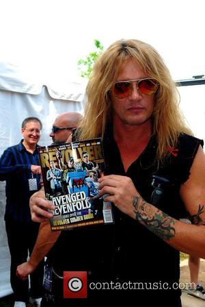 Sebastian Bach Upset With Skid Row Bandmates