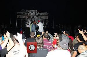 Raekwon, Dwayne Johnson, Wu Tang Clan and Rock The Bells Concert