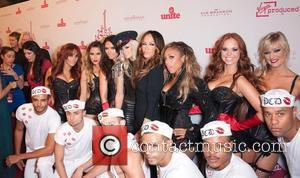 Robin Antin and Pussycat Dolls