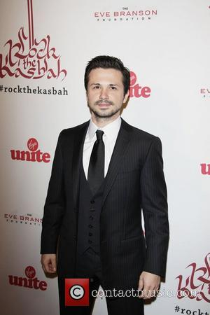 Freddy Rodriguez  The 5th Annual Rock The Kasbah fundraiser supporting Virgin Unite and The Eve Branson Foundation, held at...