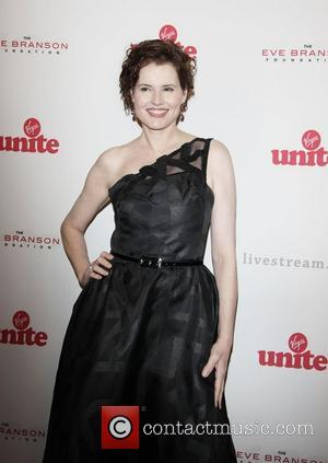 Geena Davis  The 5th Annual Rock The Kasbah fundraiser supporting Virgin Unite and The Eve Branson Foundation, held at...