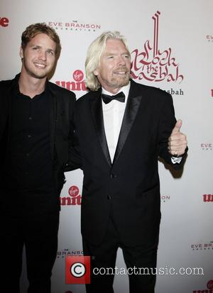 Sam Branson, Richard Branson  The 5th Annual Rock The Kasbah fundraiser supporting Virgin Unite and The Eve Branson Foundation,...