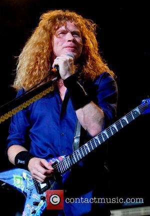 Mustaine Gave Megadeth Fan Extra Life