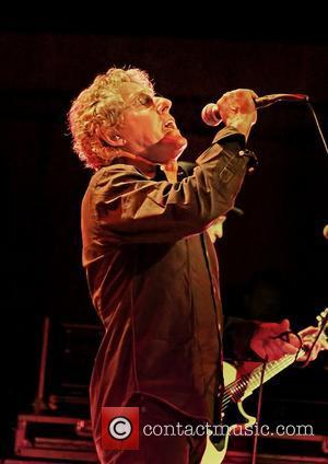 Roger Daltrey performing at Manchester Bridgewater Hall. Manchester, England - 07.07.11
